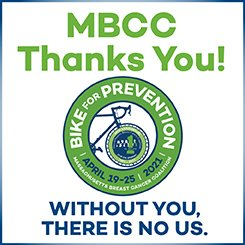 MBCC Thanks all of the participants in our 2021 Bike for Prevention!