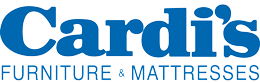 Logo for Cardi\'s Furniture and Mattresses