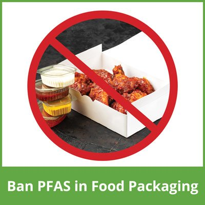 MBCC is dedicated to ban PFAS in food packaging