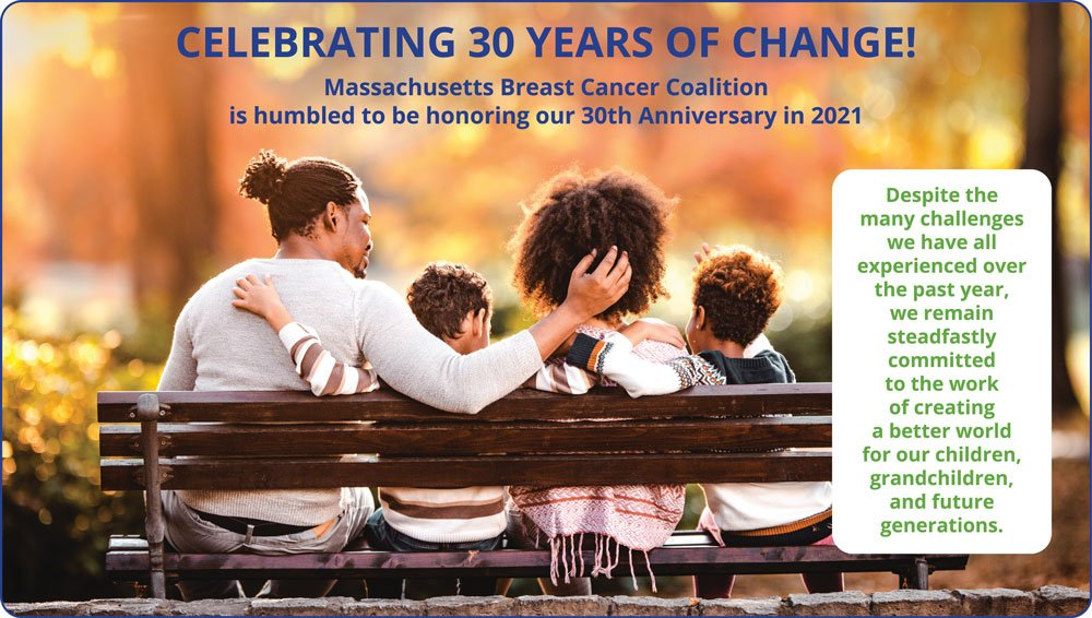 MBCC Celebrating 30 years of change!